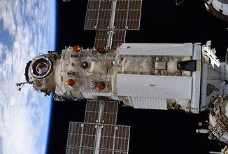 Mezinárodní vesmírná stanice zachráněna před nekontrolovatelnou rotací