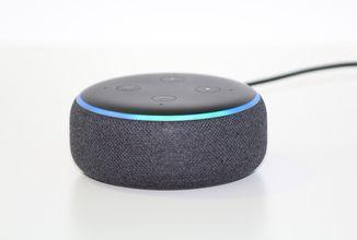 Alexa dokáže rozpoznat okolní zvuky