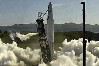 Raketa od Astry po vzletu letěla do strany