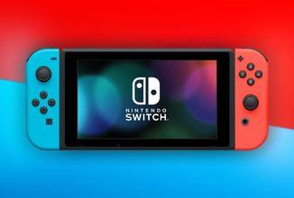Nintendo představí výkonnější Switch Pro ještě před E3