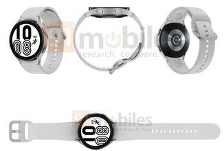 Uniklé rendery ukazují Samsung Galaxy Watch 4 v celé své kráse