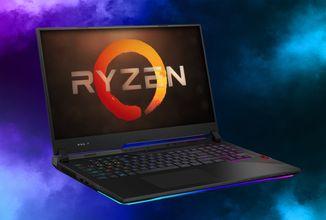 Nejlepší herní notebook je s AMD Ryzen 7 a RTX 3080?!