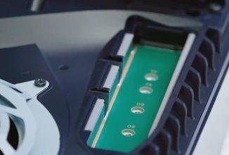 PS5 konečně přidá podporu interního SSD a zlepší uživatelské rozhraní