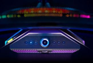 Místo sluchátek soundbar? LG představilo nový produkt pro hráče