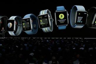 Z Apple Watch se po updatu stanou vysílačky