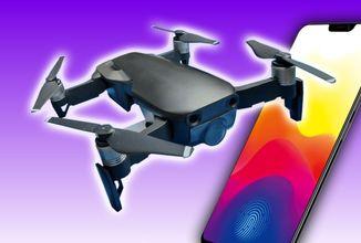 Budeme mít drony přímo v našich telefonech?!
