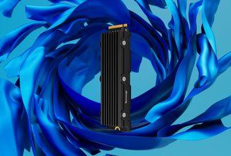 Je tu další SSD pro PlayStation 5. Tentokrát od dceřiné společnosti Sony