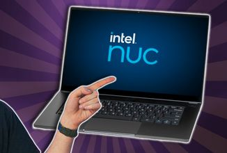 Intel ukazuje výrobcům, jak má vypadat EVO-book - Intel NUC M15