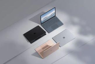 Microsoft představil Surface Laptop 4