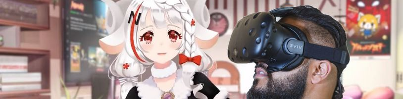 Anime ve VR, VTuberka Netflixu a CES bude znovu fyzický