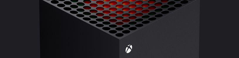 Xbox Series X generuje méně tepla než Xbox One X a PS4 Pro