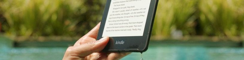 Amazon omylem odhalil nové Kindle Paperwhite