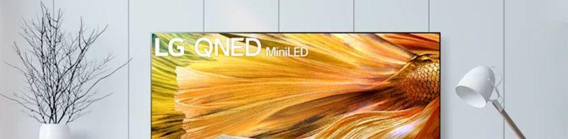 LG začne prodávat své QNED televizory