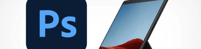 Photoshop poběží na Windows ARM zařízeních nativně