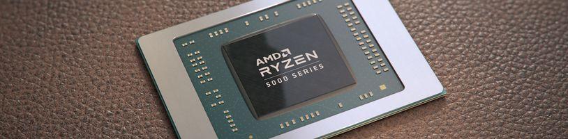 AMD představilo výkonné procesory Ryzen pro herní notebooky