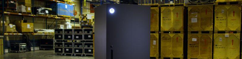 Microsoft bude vyrábět xboxové miniledničky