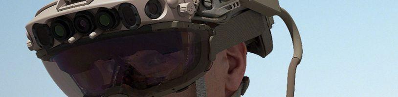 Microsoft prodá americké armádě 120 000 AR headsetů