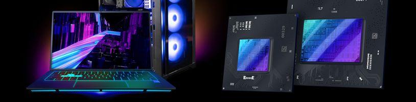 Intel vyzve Nvidii a AMD grafickými kartami Arc s nerdovskými jmény