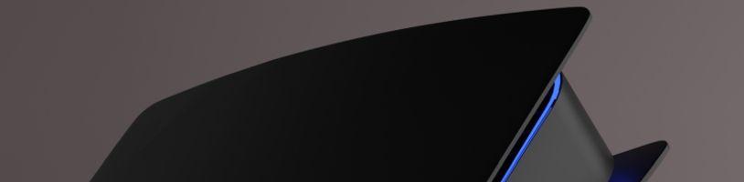 Už vznikají neoficiální barevné bočnice pro PS5