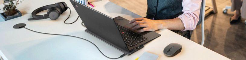 Lenovo představilo bezdrátovou nabíječku pro notebooky