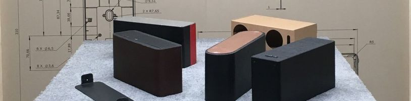 Reproduktor místo police. Ikea + Sonos = Symfonisk