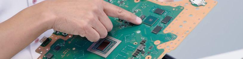 Foxconn potvrzuje černý scénář s nedostatkem komponentů pro grafické karty a next-gen konzole