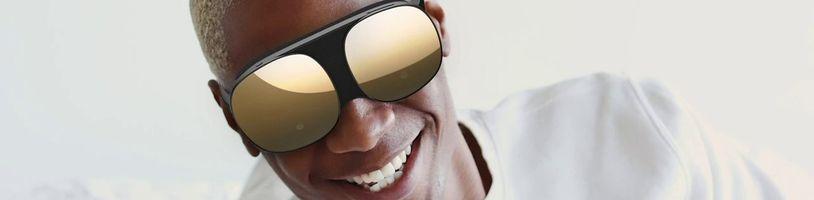 Nové VR brýle od HTC zaujmou extravagantním designem