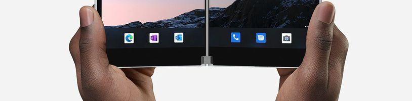 Surface Duo 2 nejspíš přinese mnohem lepší kameru