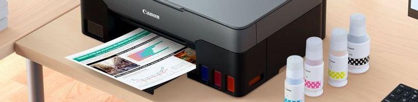 Canon čelí 110milionové žalobě, protože vypíná skenery tiskáren po vyprázdnění toneru