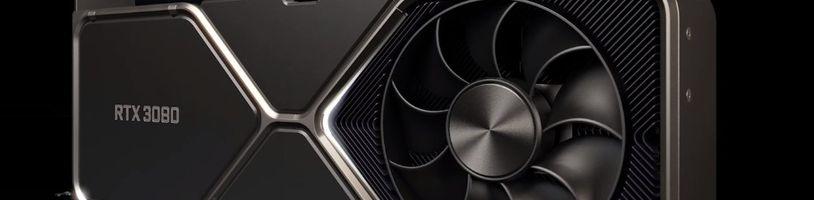 Detaily o grafických kartách GeForce RTX řady 30