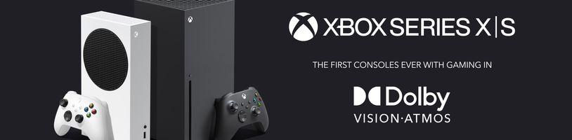 Xbox má na Dolby Vision a Atmos dvouletou exkluzivitu