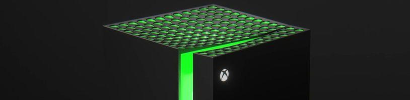 Microsoft představil na E3 i nový hardware – ledničku