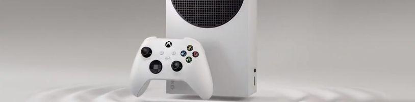 Xbox Series S má oficiální trailer s datem vydání