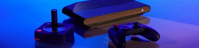 Konečně vychází retro konzole Atari VCS