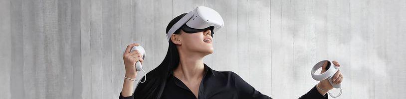 Oculus Quest 2 pozastavuje prodej kvůli podráždění kůže