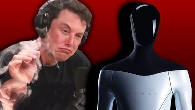 Lidský robot od Tesly: PR návnada nebo skutečnost?