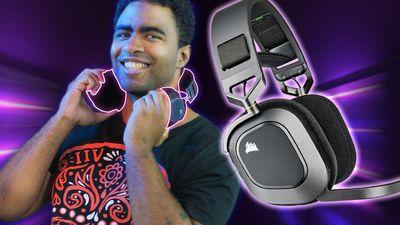 Corsair bezdrátová RGB sluchátka HS80 - Jakou volnost nám přinesla?