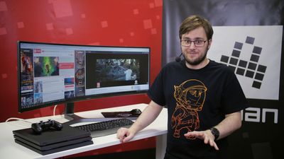 Testujeme nejširší herní monitor Samsung C49HG90, který skutečně zobrazuje vše v poměru 32:9