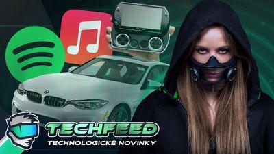 Mikrotransakce v autech, respirátor s RGB a nové Spotify?!