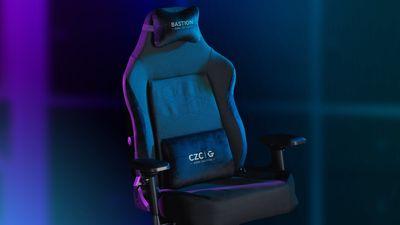 Zátěžový test herní židle, která unese bezpečně i Gelua