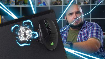 Perfektní myš a podložka, která dokáže bezdrátově nabíjet i mobil?!