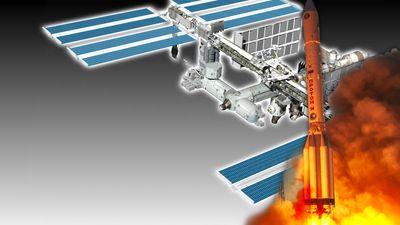 Vesmírná stanice se začala nekontrolovatelně otáčet