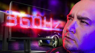 360 Hz monitory jsou tu, mají smysl? - MSI Oculux NXG253R