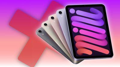 Nový iPad Mini má problémy s displejem
