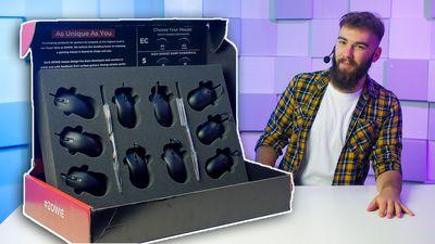 Najděte tu pravou díky Zowie Mouse Fitting Kit