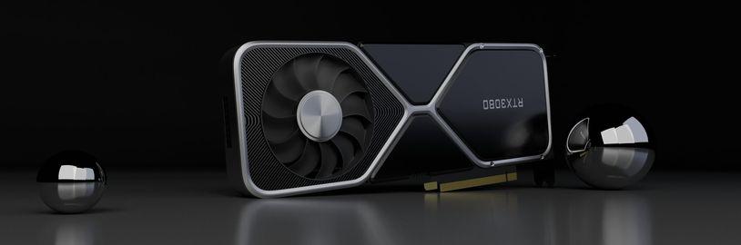 Nvidia omezí těžbu kryptoměn na RTX 3070 a 3080