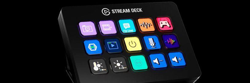 Elgato představilo nový Stream Deck
