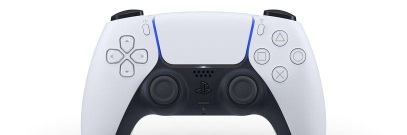 Nová aktualizace pro PlayStation 5 a DualSense