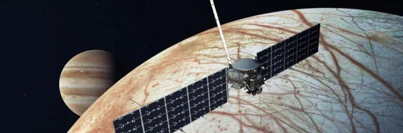 Sondu Europa Clipper k měsíci Jupiteru vynese SpaceX