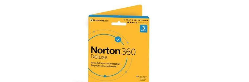 Novou funkcí antiviru Norton 360 je těžba kryptoměn